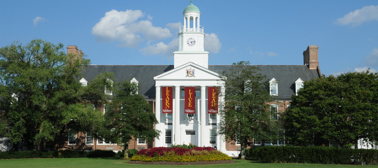 Holloway Hall Salisbury University