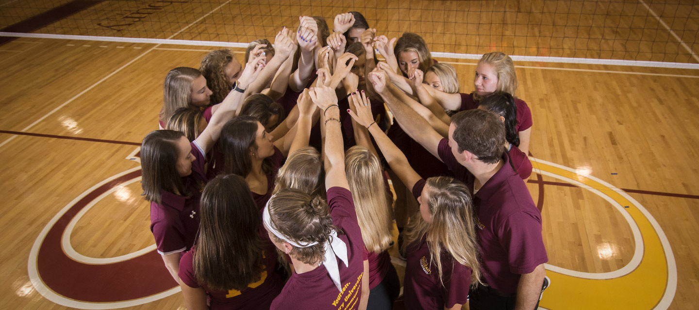 Salisbury University Athletics Volleyball team